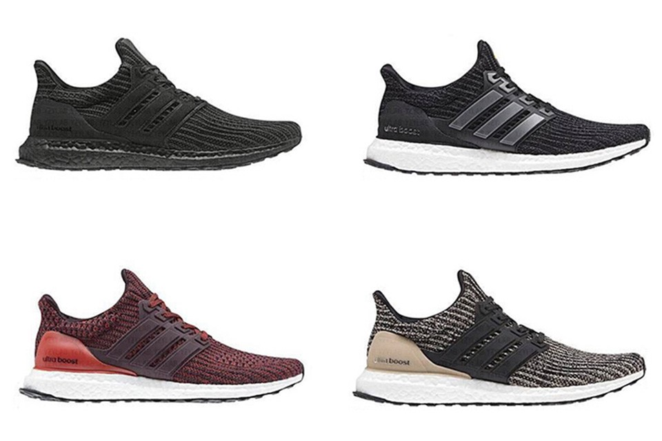 b2893131813de7 Adidas Ultra Boost 4.0 Rumoured to Be Releasing in 20 Colorways for 2018 –  IdleSociety