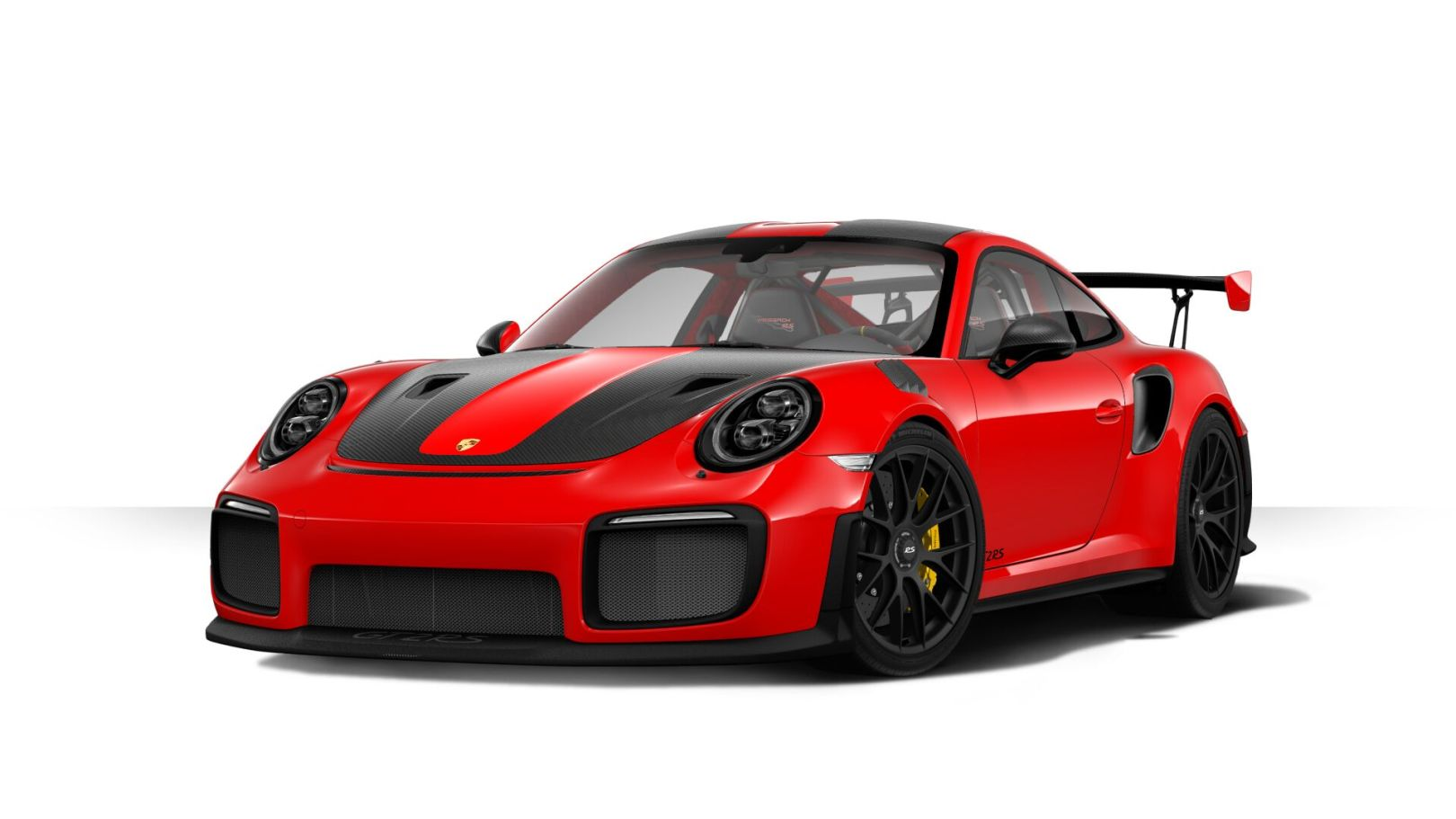 porsche s new configurator lets you build your own 911 gt2 rs and more idle. Black Bedroom Furniture Sets. Home Design Ideas