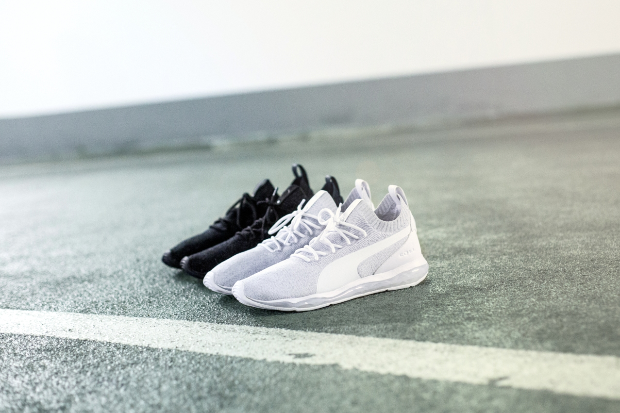 PUMA DROPS ALL-NEW CELL MOTION EVOKNIT in FL3