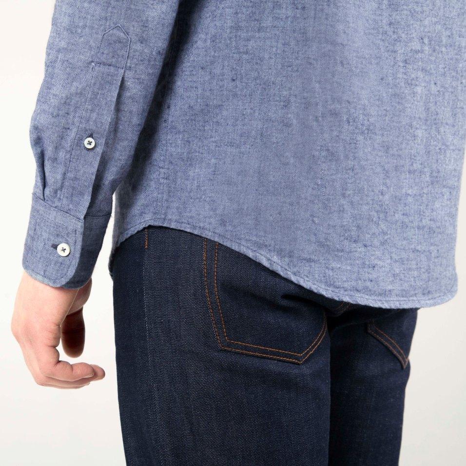 OURVER Essential Shirt Detail