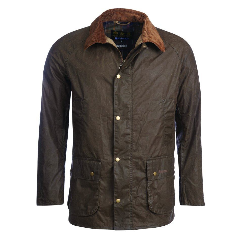 Barbour Lightweight Ashby - £199