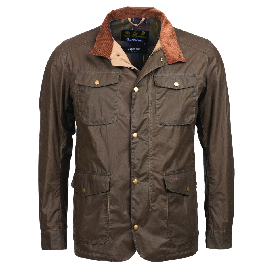 Barbour Lightwight Ogston - £229