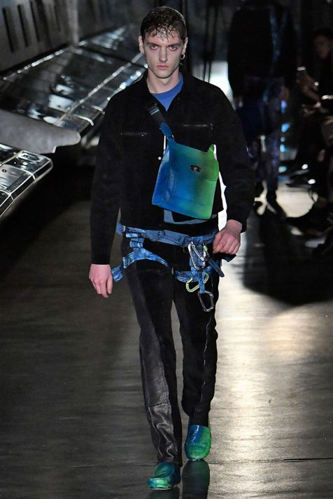 IDLE SOCIETY - BAGS - COTTWEILER
