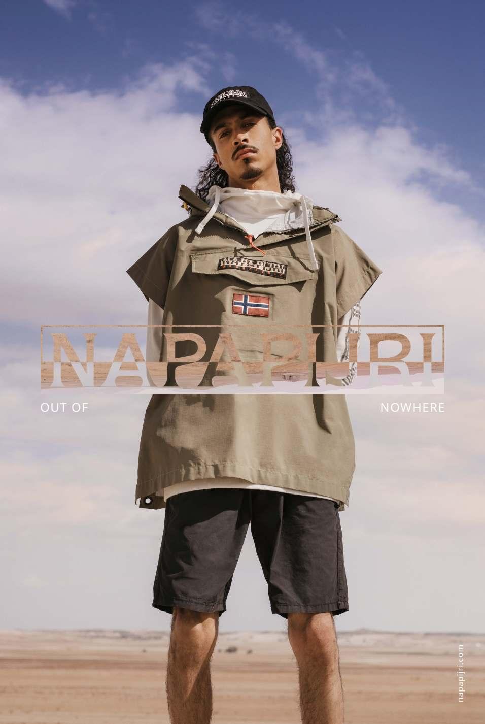 Napapijri - OOH Portrait11