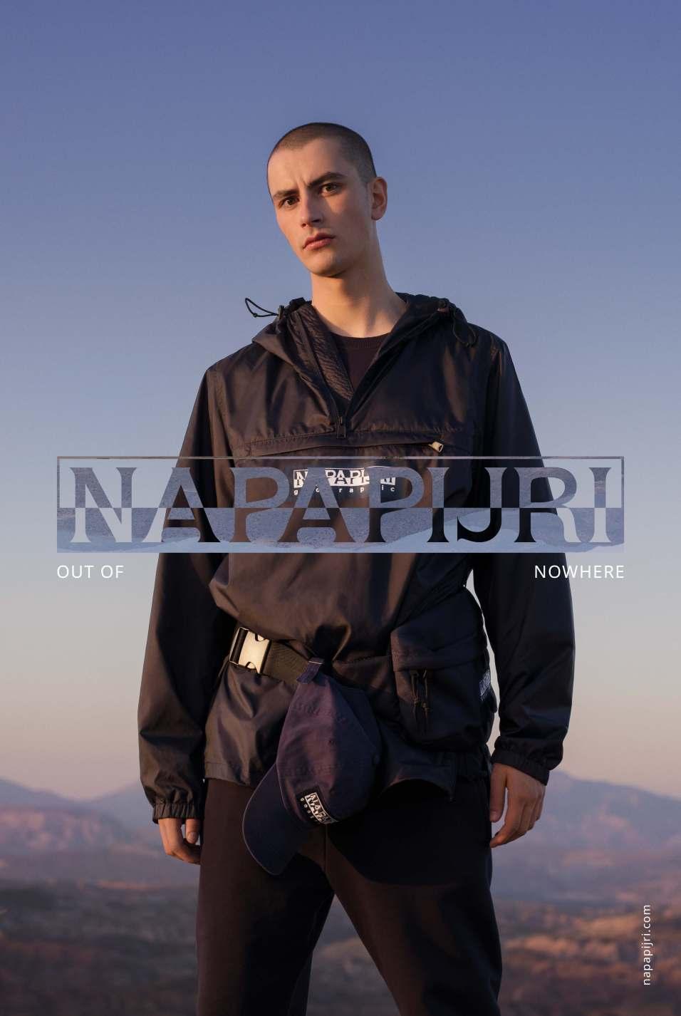 Napapijri - OOH PortraitTier02