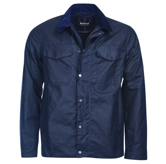 B.Intl Arizona Wax Jacket £239 MWX1336