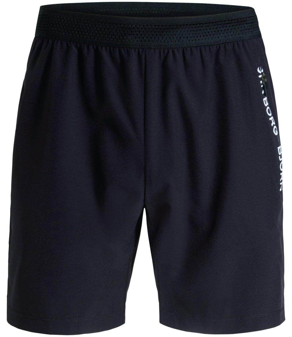 Adils 7 Inch Shorts Black, www.wit-fitness.com £40