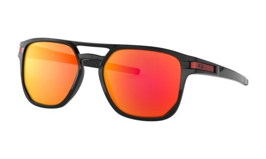 Oakley Latch Beta Polished Black with Prizm Ruby.jpg